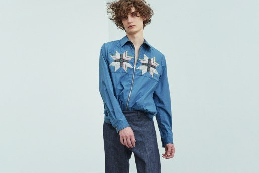 Orley Revisits the Vintage Styling of the '70s for Its 2017 Spring Collection
