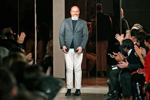Oscar de la Renta's Peter Copping Steps Down as Creative Director