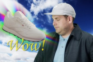 "Palace and Reebok Collaboration Video Features ""Paid Spokesperson"" Jonah Hill"