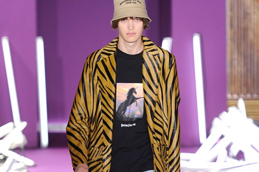 Palm Angels' 2017 Spring/Summer Lineup Is Inspired by Young Concertgoers