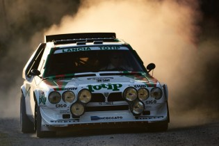 Petrolicious Pays Tribute to the Iconic Delta S4 Rally Car