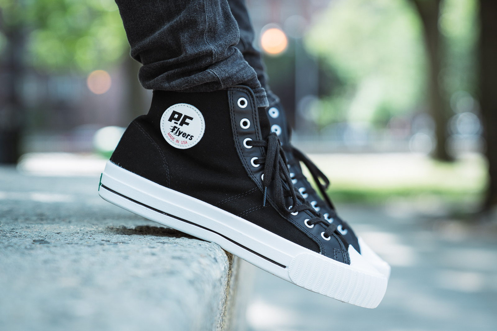 The PF Flyers Made in USA Center Hi Is a Modern Take on a Classic Silhouette