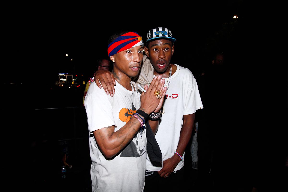 Tyler, the Creator Pens Heartfelt Essay Commemorating the Anniversary of Pharrell's 'In My Mind'