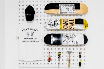 PINTRILL x CANT SKATE Announce Pop-Up Shop in Brooklyn