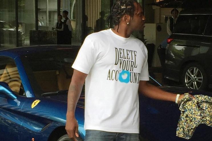 Pusha T Endorses Hillary Clinton With New Play Cloths T-Shirt