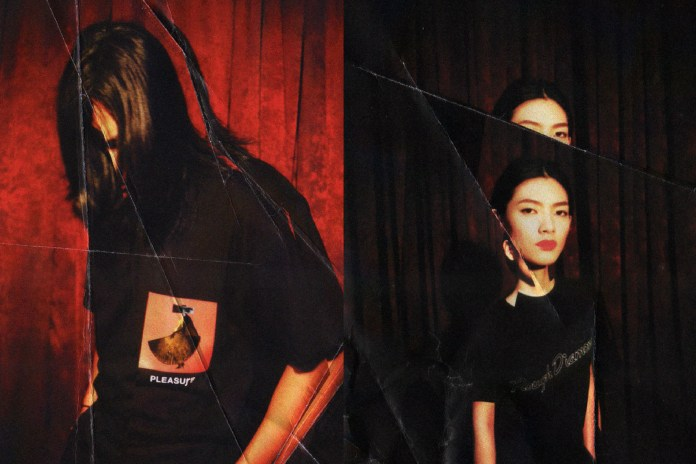 PLEASURE x Dover Street Market Unleash its 2016 Fall T-Shirt Collection