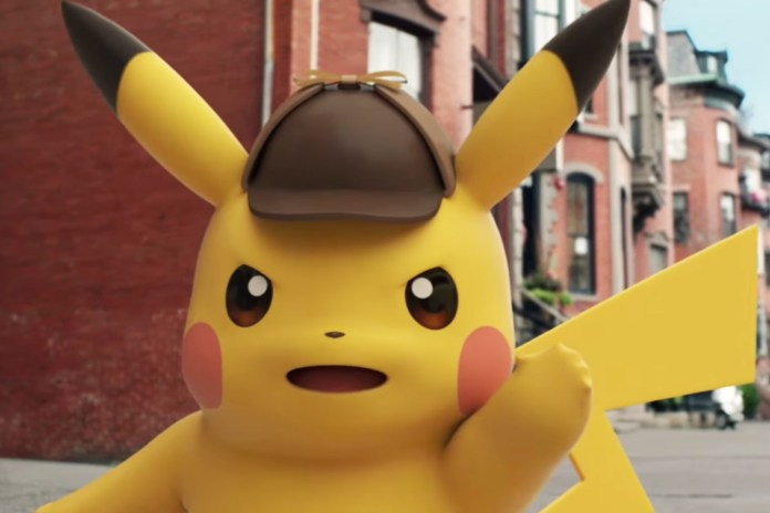 Legendary Pictures' Live-Action Pokémon Movie Gets the Green Light