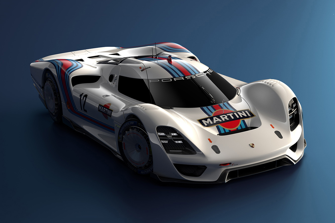 Is This the Porsche of the Future?