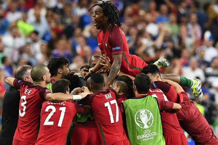 "Portugal Crowned ""UEFA EURO 2016"" Champions"