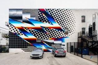 Photos of Striking Street Art Murals From POW! WOW! Long Beach 2016