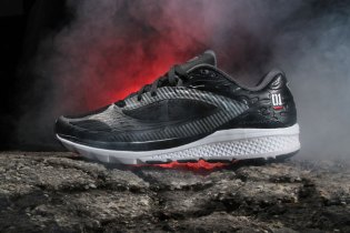 "Premier x Saucony Kinvara 7 ""Night Strike"""