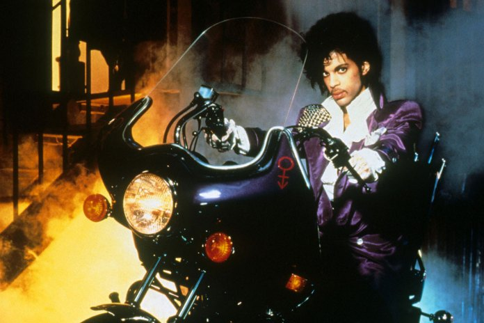 Prince's 'Purple Rain' Shirt & Blazer Sell for $96,000 USD Each