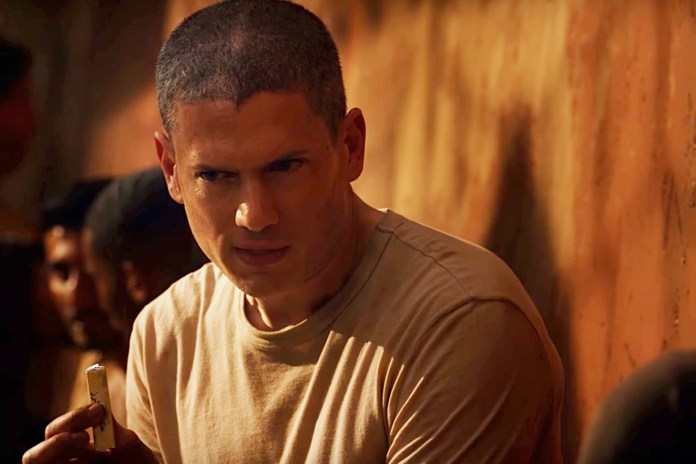 Watch the Latest 'Prison Break' Clip as Scofield Hatches a Cunning Escape Plan