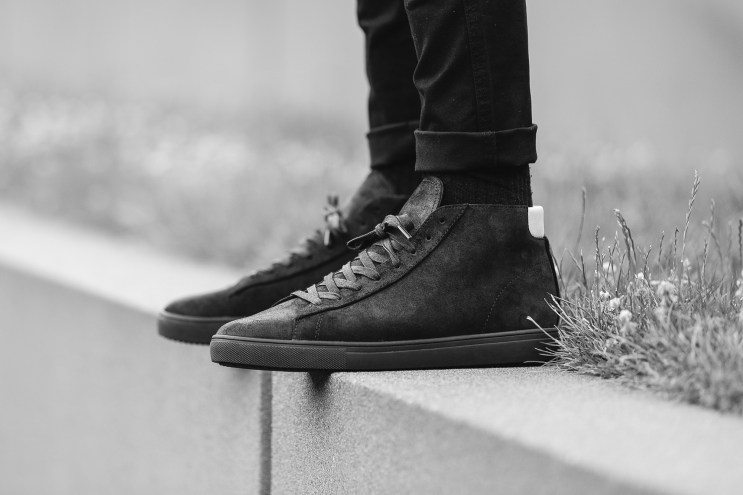 Publish Brand and CLAE's Bradley Mid Is a Simple, Yet Refined Casual Sneaker