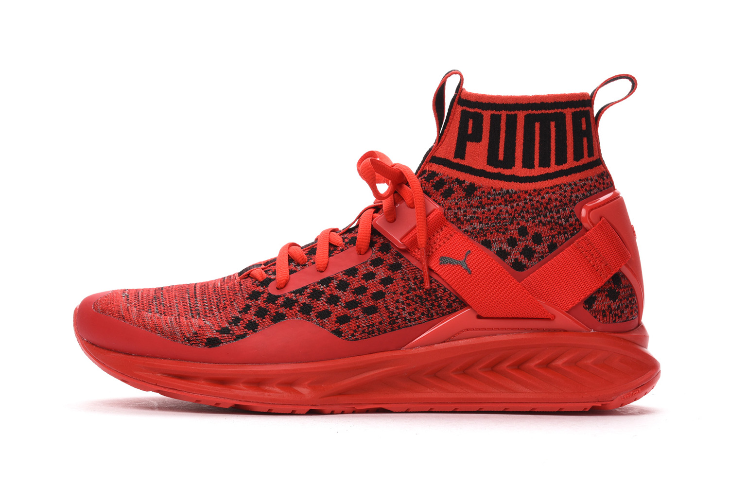 The PUMA Ignite evoKNIT Now Comes in Red