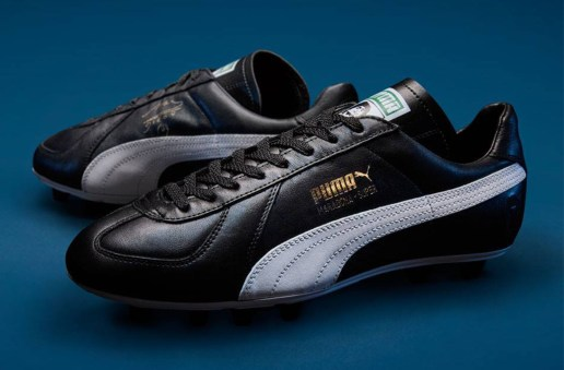 "PUMA Releases the Smashing ""Maradona Super"""