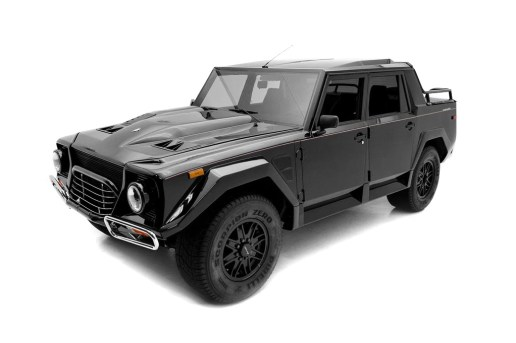 "Here's Your Chance to Own a Lamborghini LM002, aka the ""Rambo Lambo"""
