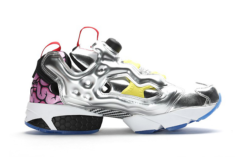 Reebok Instapump Fury Goes All the Way Wild This Fall