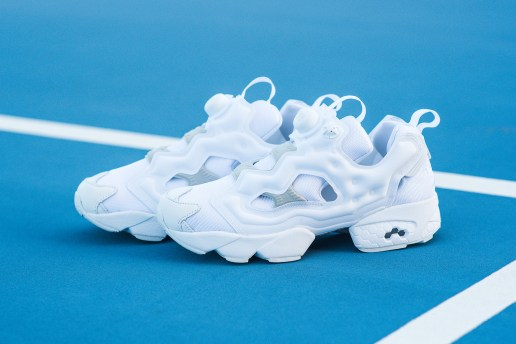 Reebok Just Dropped Another All-White Instapump Fury