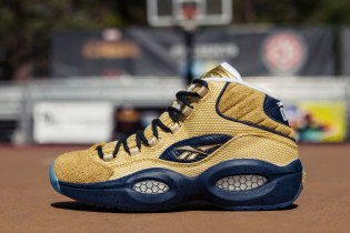 Reebok Recalls Iverson's Rucker Park Showcase With a New Question Colorway
