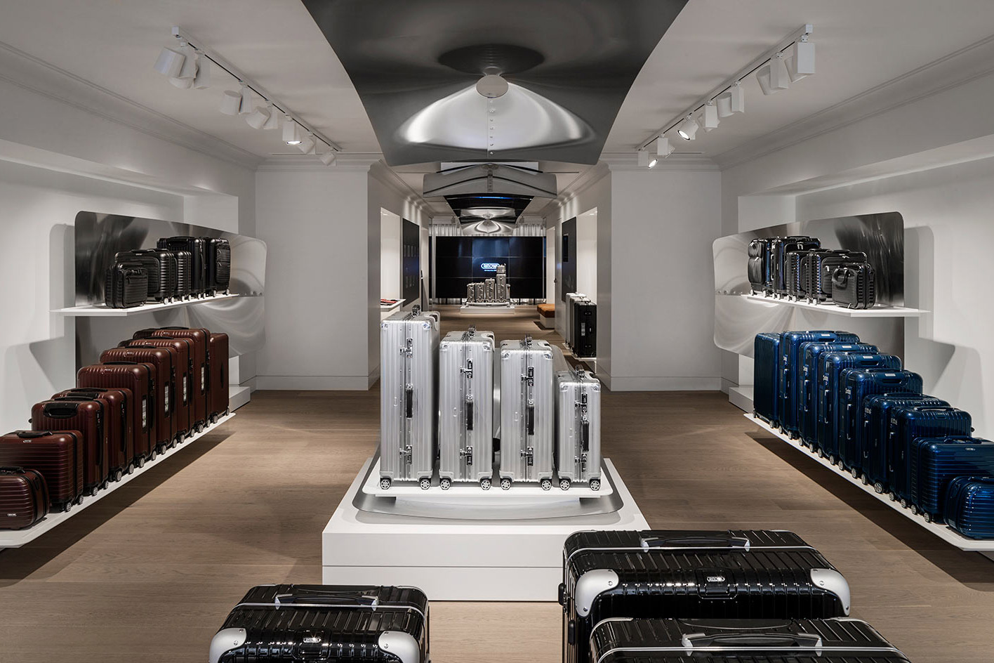 Rimowa's Latest Concept Store Places You Inside a Makeshift Cargo Hold