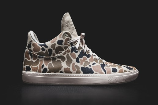 RISE and Brandblack Join Forces on a Mirage Sneaker Honoring Military Service