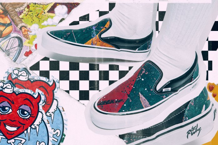 Juxtapoz's Robert Williams Talks '60s Underground Comics' Influence on His Artwork and  Vans Collaboration