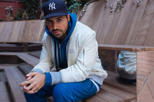 Ronnie Fieg Teases Upcoming Nike x KITH Collaboration