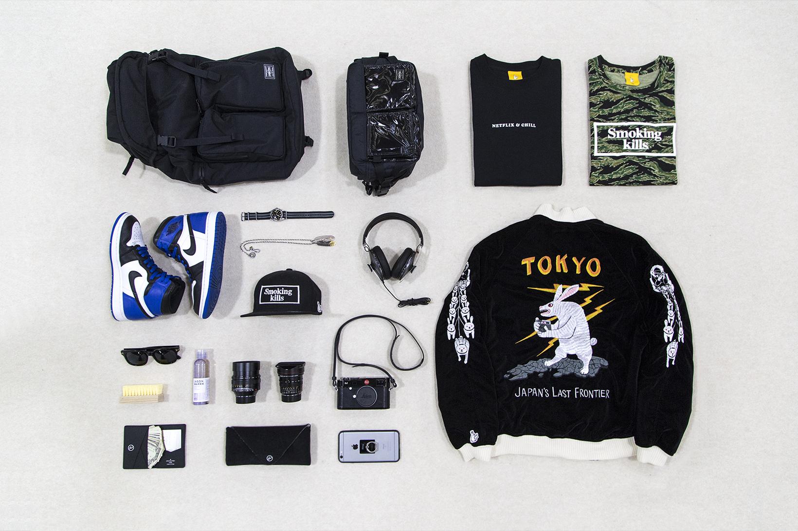 Essentials: Ryo Ishikawa of DENIM BY VANQUISH & FRAGMENT / Fxxking Rabbits