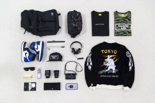 Essentials: Ryo Ishikawa of DENIM BY VANQUISH & FRAGMENT / Fxxking Rabbits