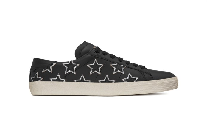 Saint Laurent Releases the Low-Profile California Sneaker