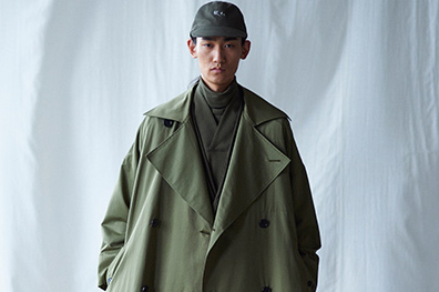 Sasquatchfabrix. Continues to Balance Modernity and Tradition in Its 2016 Fall/Winter Lookbook