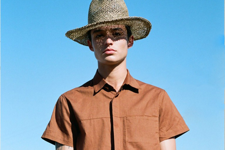 Simon Miller Brings Modernism to the Outdoors for 2017 Spring/Summer Collection