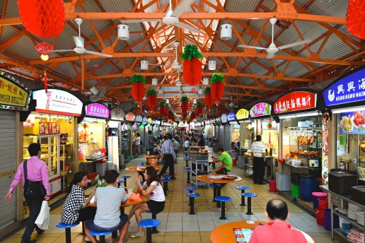 Singapore Food Stalls Become the First Street Vendors to Receive Michelin Stars