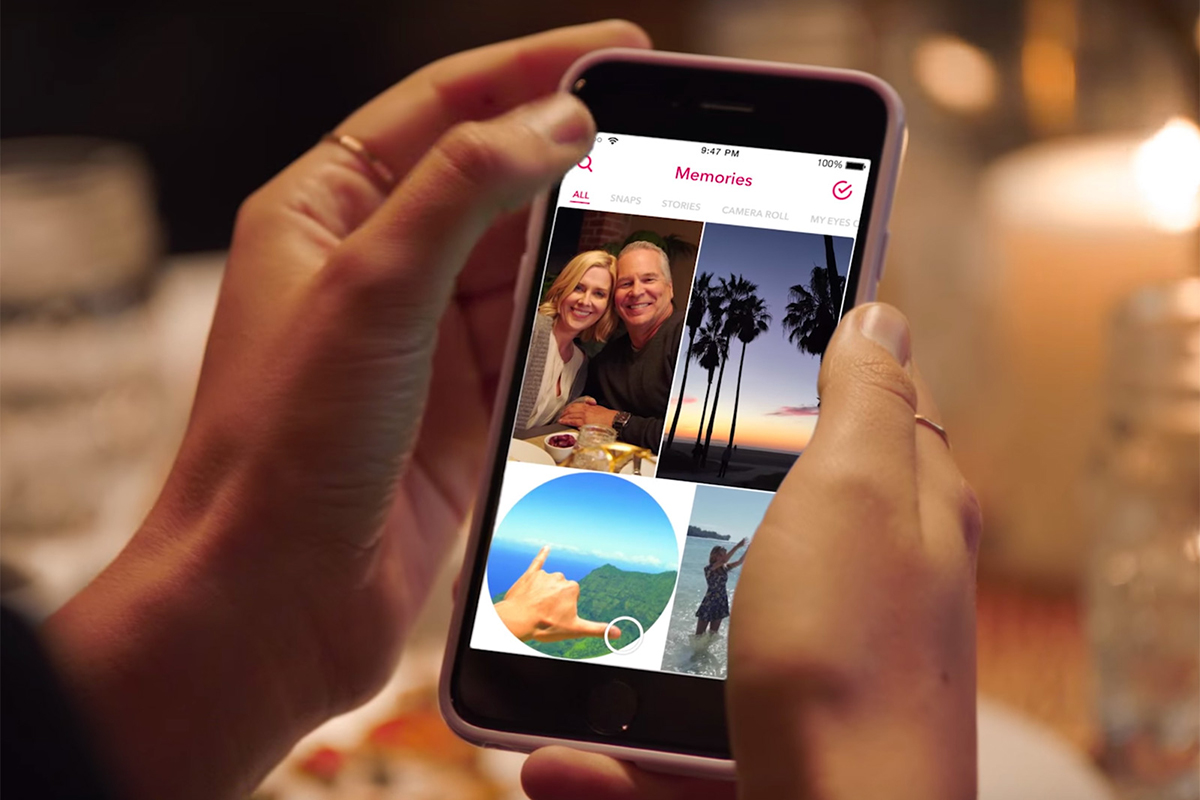 Snapchat Will Soon Allow You to Save Your Favorite Memories