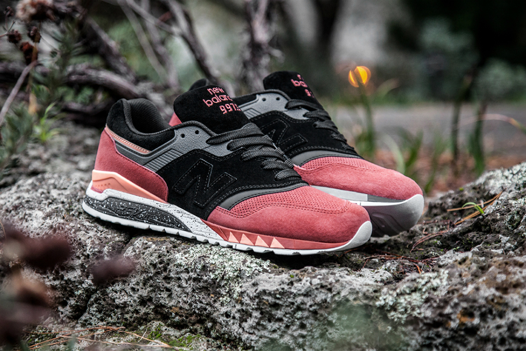 """Sneaker Freaker and New Balance Team up Once Again to Unleash the NB997.5 """"Tassie Tiger"""""""