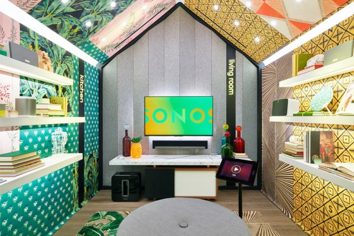 The New Sonos Flagship Store in NYC Is an Immersive Space for Die-Hard Audiophiles