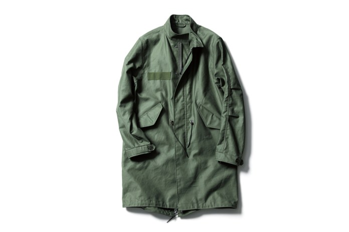 Check out SOPHNET.'s First Drop of the 2016 Fall/Winter Season