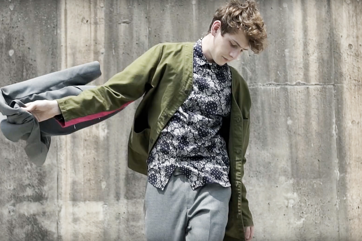 SOPHNET.'s 2016 Fall/Winter Video Lookbook Puts Its Pieces in Motion