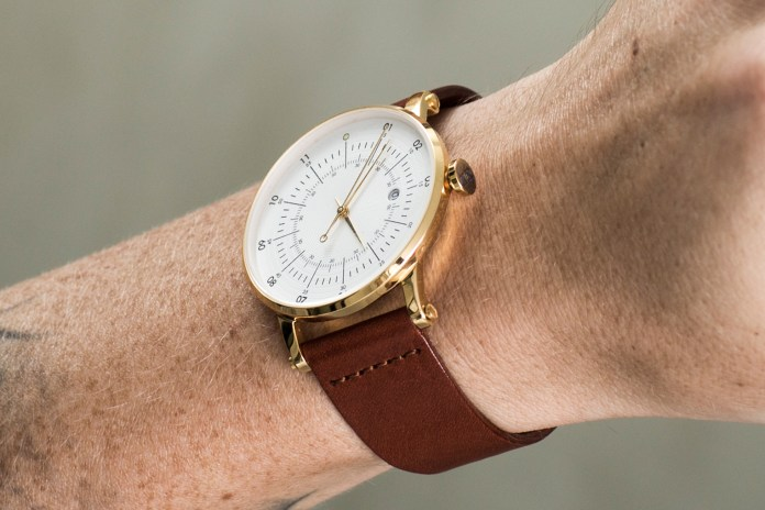 squarestreet's PLANO Watch Combines Neo-Classic Design and Affordable Horology