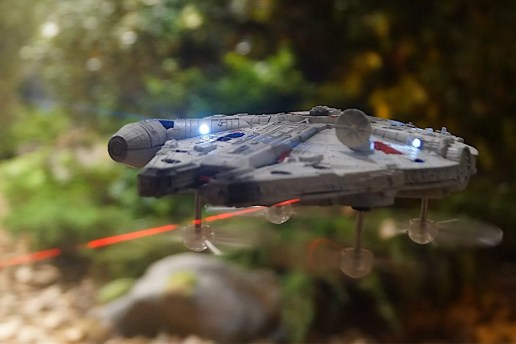 Live out Your Dogfight Dreams With These Laser-Equipped Star Wars Battling Drones