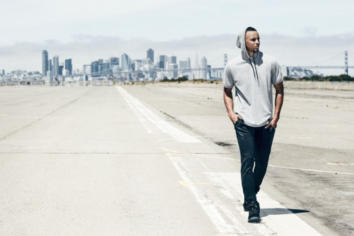 Stephen Curry and Under Armour Unveil the Curry Lux