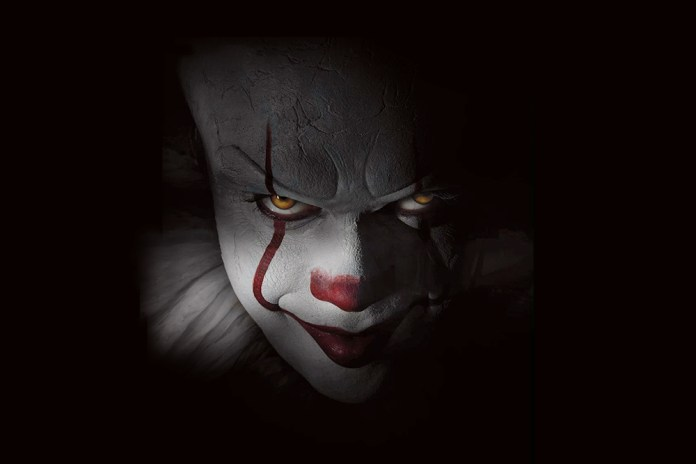 A First Look at Pennywise the Clown in Stephen King's Terrifying 'It' Remake