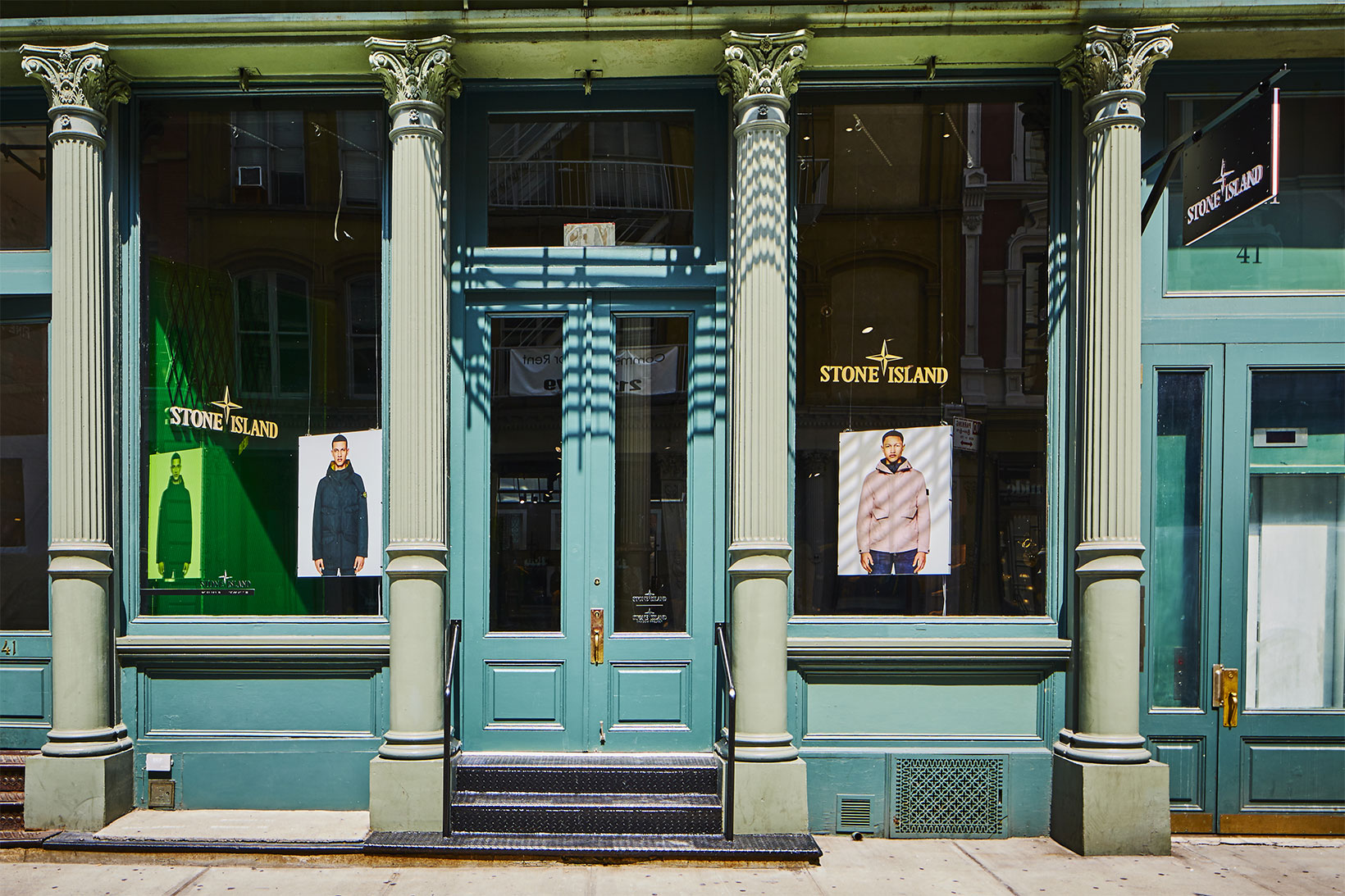 Here's Your First Look Inside Stone Island's NYC Flagship Location
