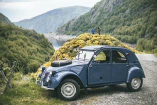 This Video Is a Passionate Ode to the Rare 1964 CitroëN 2CV Sahara