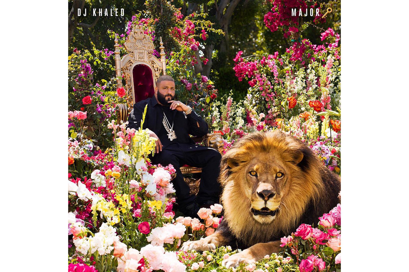 Stream DJ Khaled's Highly Anticipated 'Major Key' Album Now