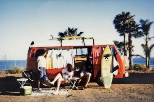 Stüssy Sends a Volkswagen Westfalia Across California for Its Summer 'WET DREAMS' Tour