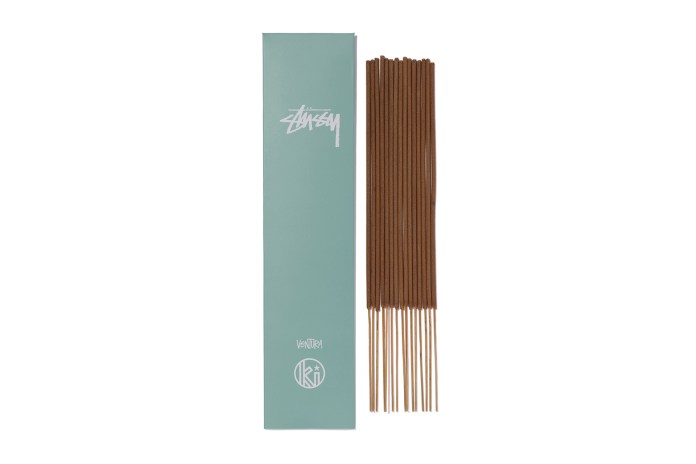 "Stüssy Taps Kuumba for Exclusive ""Ventura"" Incense"