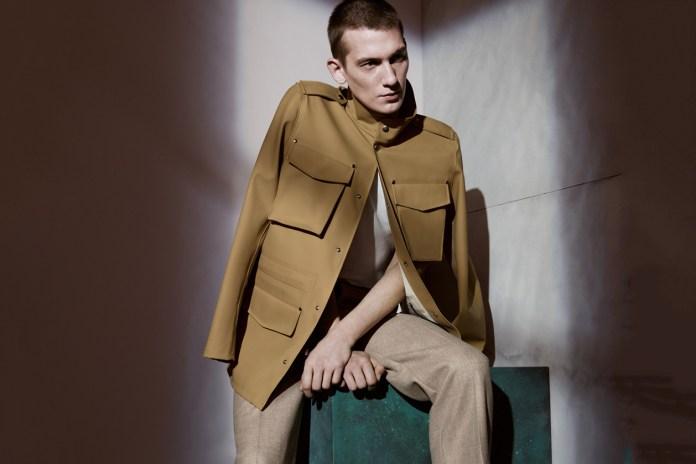 Stutterheim Masters Men's & Women's Outerwear for the 2016 Fall/Winter Season