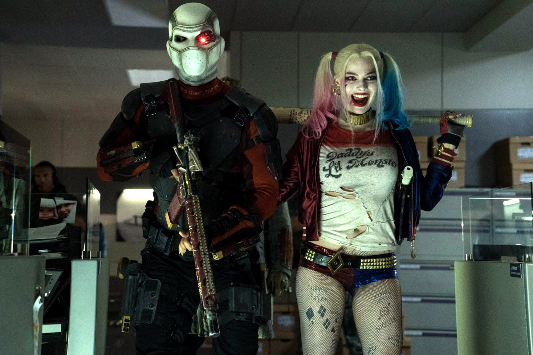 'Suicide Squad' Gives You an Extended Look on Harley Quinn, The Joker and Deadshot